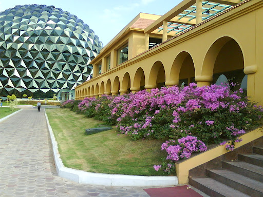 Something about the Place I belong: Infosys Training Center